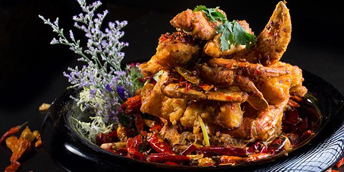 Dungeness Crab, Qi - Nine Dragons, Tsim Sha Tsui, Hong Kong