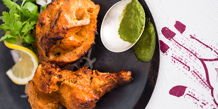 Tandoori Chicken from Flying Monkey in Bugis, Singapore