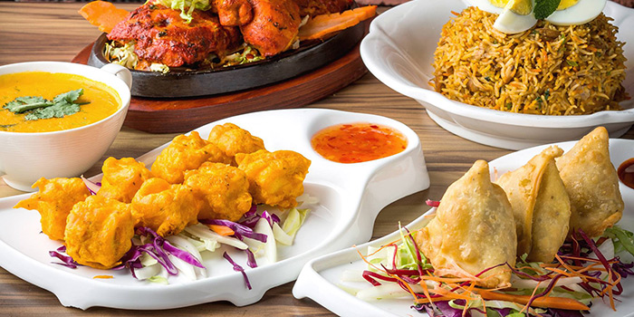 Fried Chicken, The Nest Restaurant & Bar, Jordan, Hong Kong