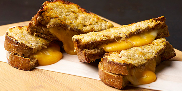 Grilled Cheese Sandwich from Ninethirty by Awfully Chocolate in East Coast, Singapore