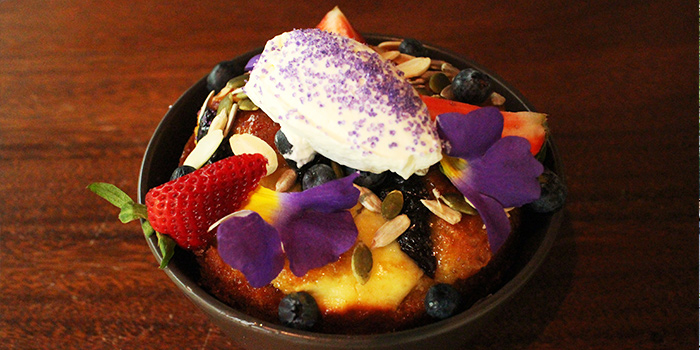 Hot Cake from Canopy Garden Dining in Bishan, Singapore