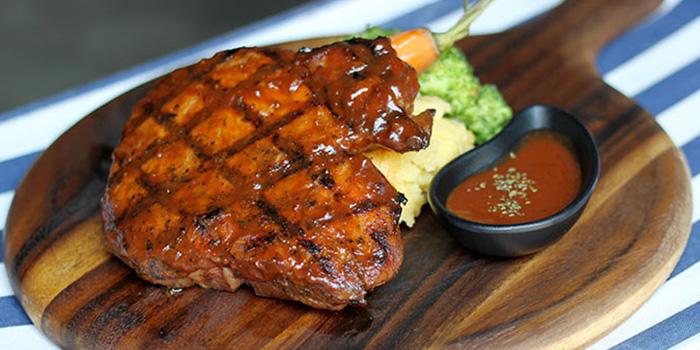 Pork Chop from Kontiki in Kallang, Singapore