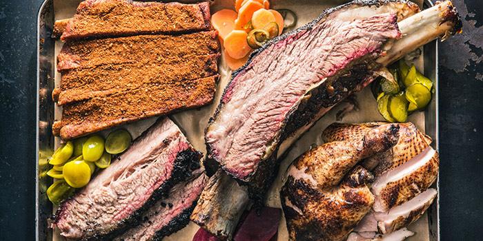 BBQ Platter from Meat Smith (Telok Ayer) at Telok Ayer in Raffles Place, Singapore