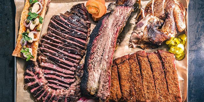 Premium BBQ Platter from Meat Smith (Telok Ayer) at Telok Ayer in Raffles Place, Singapore