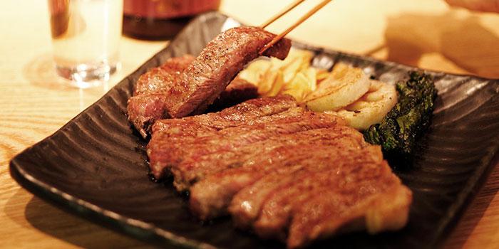 Wagyu Steak from Osaka Kitchen at Wisma Atria Shopping Centre in Orchard, Singapore