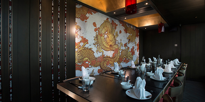 Private Room of Qi - Nine Dragons, Tsim Sha Tsui, Hong Kong