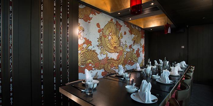Private Room of Qi - Nine Dragons, Tsim Sha Tsui, Hong Kong