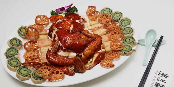 Roasted Chicken, Zhejiang Heen, Wan Chai, Hong Kong