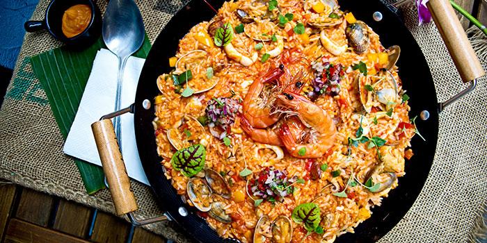 Seafood Rice, Picada, Central, Hong Kong