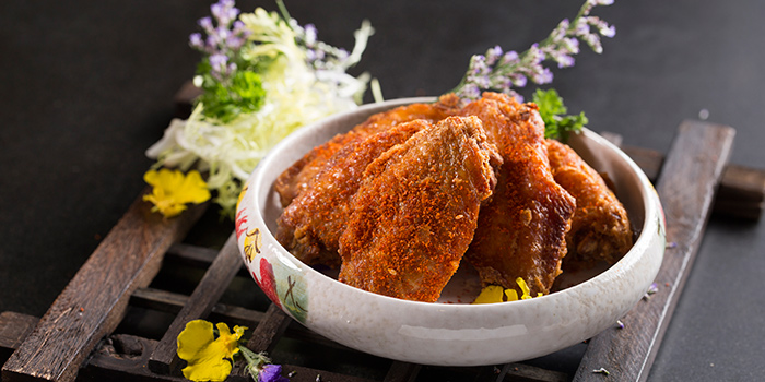 Sichuan Chicken Wing, Qi - Nine Dragons, Tsim Sha Tsui, Hong Kong