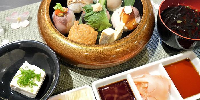 Sabar Singapore (Japan Food Town)