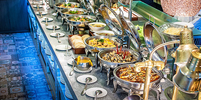 Buffet Spread from The Landmark at Village Hotel Bugis in Bugis, Singapore
