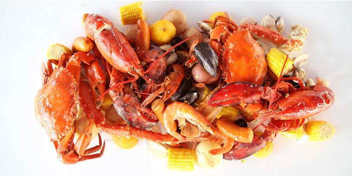 Crab in Da Bag (Nassim)