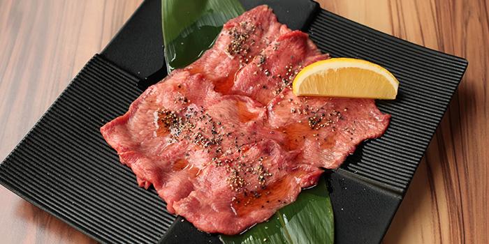 Lean Beef from YAKINIKU-OH GOEN (Tanjong Pagar) in Tanjong Pagar, Singapore