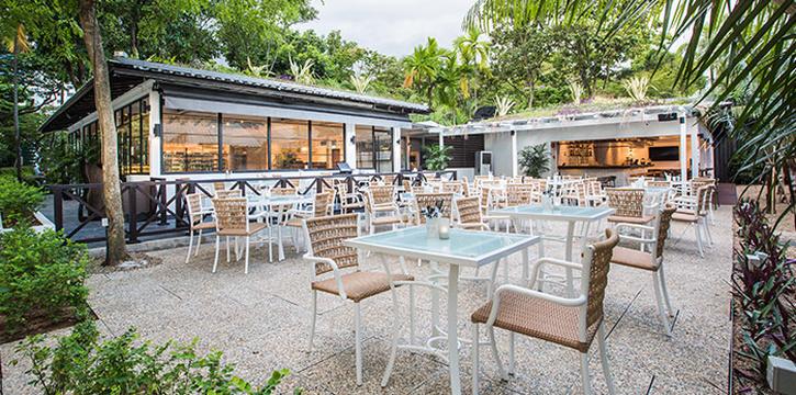 Outdoor Dining of Canopy Bishan in Bishan, Singapore