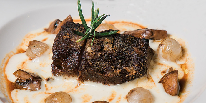 Angus Beef Short Rib from Napoleon Food & Wine Bar at Telok Ayer in Raffles Place, Singapore