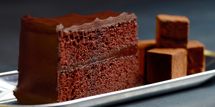 All Chocolate Cake from Awfully Chocolate (Greenwich V) in Yio Chu Kang, Singapore