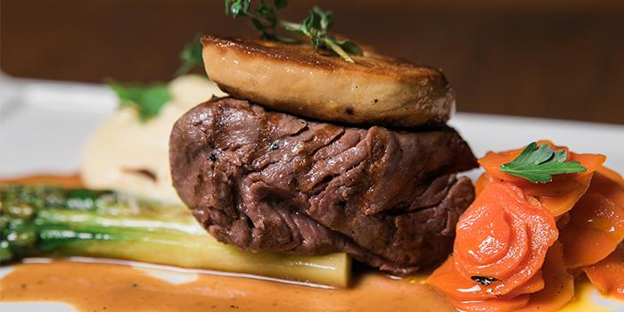 Beef Rosini from Napoleon Food & Wine Bar at Telok Ayer in Raffles Place, Singapore