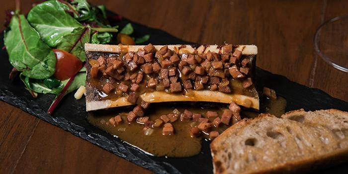 Bone Marrow from Napoleon Food & Wine Bar at Telok Ayer in Raffles Place, Singapore