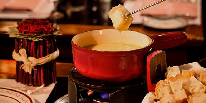 Cheese Fondue, Chesa, Tsim Sha Tsui, Hong Kong