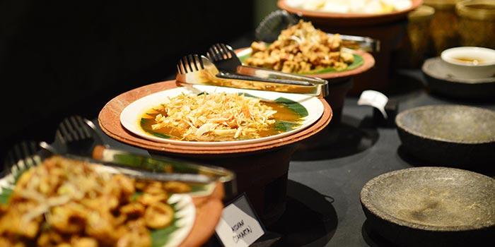 Dish 3 at ROCA (ARTOTEL Sanur)