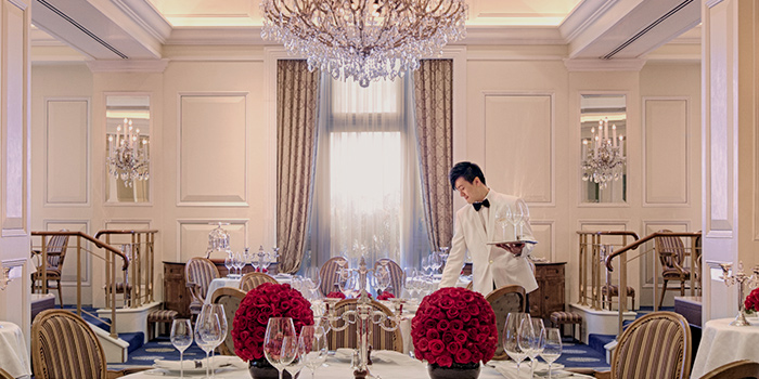 Dining Area of Gaddi