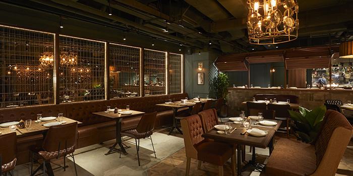 Dining Area, TokyoLima, Central, Hong Kong