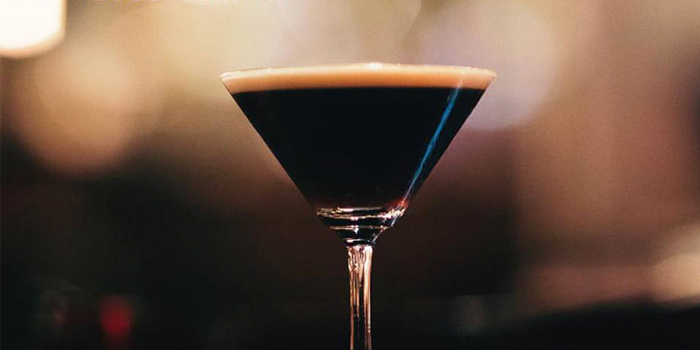 Espresso Martini from Le Cafe Des Stagiaires in Sathorn Soi 12, Bangkok