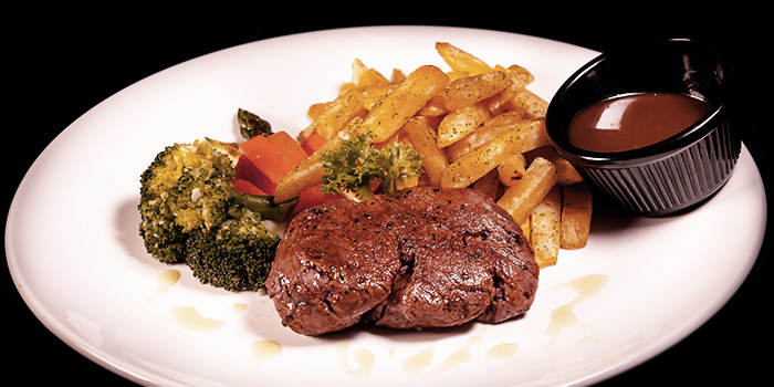 Angus Fillet Mignon from Jag Wine in East Coast, Singapore