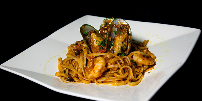 Seafood Pasta from Jag Wine in East Coast, Singapore