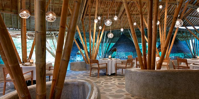 Kubu Restaurant 2 at Kubu, Bali