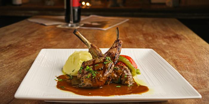 Lamb Chop from Cantina Wine Bar & Italian Kitchen in Soi Ari 3, Bangkok