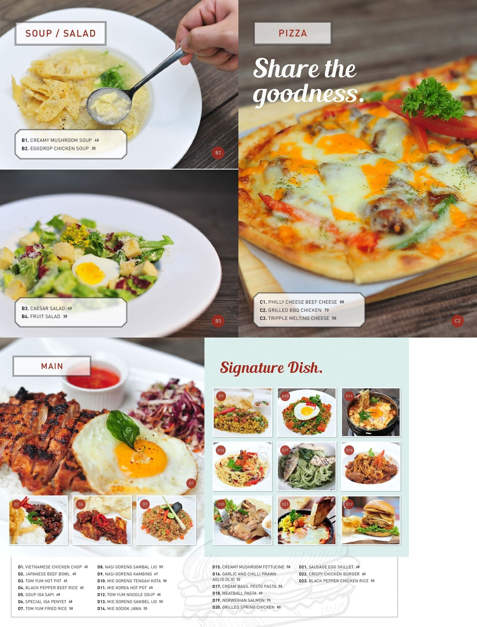 Italian Eats Guide