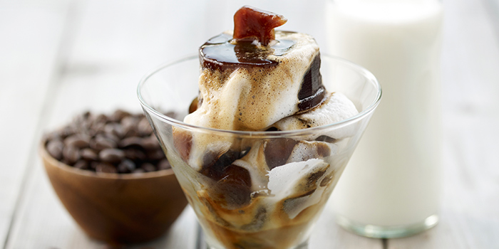 Frozen Espresso Latte from O