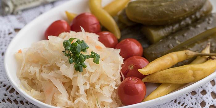 Pickles, Dacha, Soho, Hong Kong