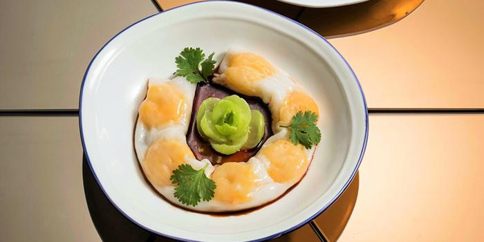 Shrimp Rice Roll, Yum Cha, Central, Hong Kong