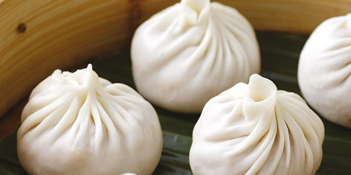 Xiao Long Bao from Silk Road Restaurant at Amara Hotel in Tanjong Pagar, Singapore