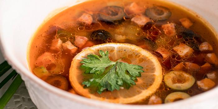 Soup, Dacha, Soho, Hong Kong