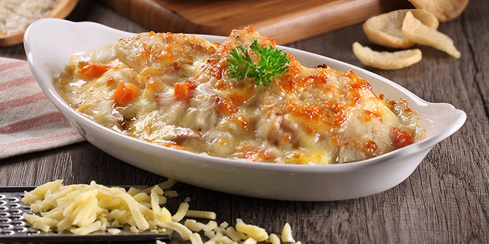 Baked Rice from Swensen