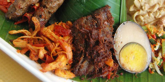 Nasi Bali at Le Gran Cafe