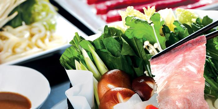 Shabu-Shabu at Aoki Japanese Cuisine