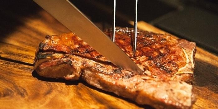Dish 1 at AB Steak Kuningan