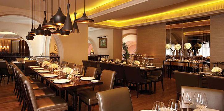 Le Gran Cafe (Hotel Gran Mahakam)