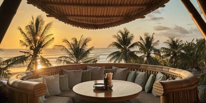 Sunset Pod at Azul Beach Club