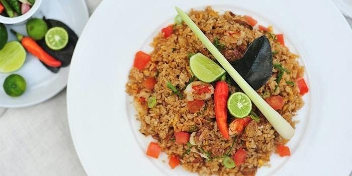 Tomyum Fired Rice at Open Door