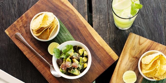 Food from Lacalita Bar y Concina in Canggu, Bali