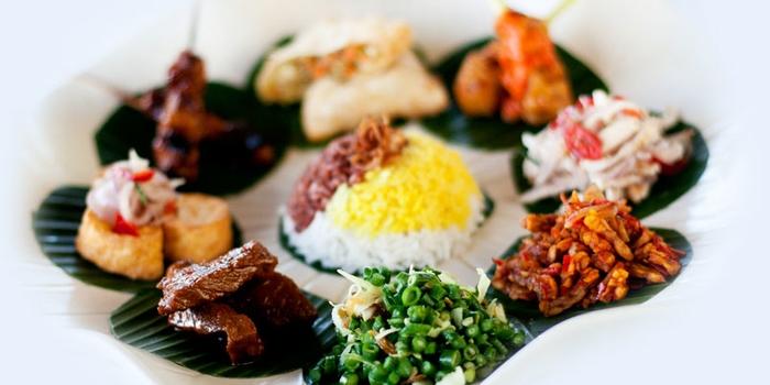 Dish 2 from Nomad Restaurant Ubud