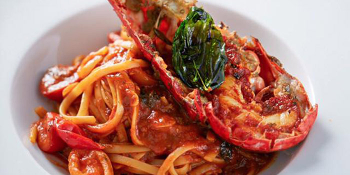 Lobster Linguine, CHIC by The Oyster House, Tsim Sha Tsui, Hong Kong