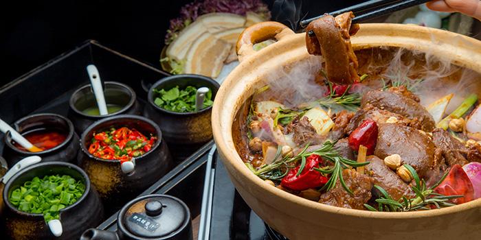 Chefs Special Fried Mutton Hotpot, Hot Pot Wonderland, Central, Hong Kong