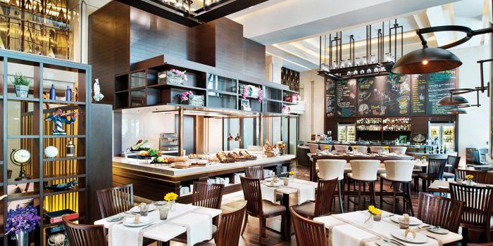 Dining Area of Niche at Siam Kempinski Hotel, Bangkok